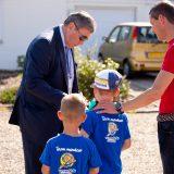 Eddy Merckx | WK Wielrennen 2012 | Valkenburg