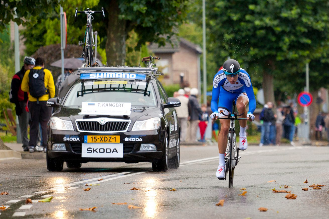 Individuele tijdrit heren | WK Wielrennen 2012 | Valkenburg