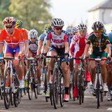 Wegwedstrijd dames | WK Wielrennen 2012 | Valkenburg