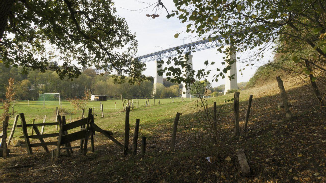 Spoorwegviaduct Moresnet