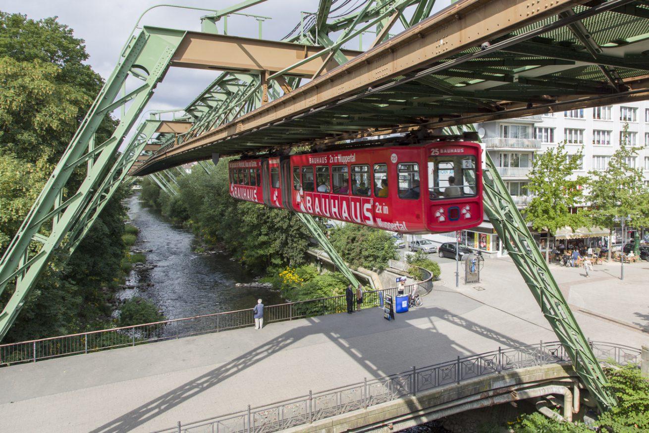 Schwebebahn | Wuppertal (D)
