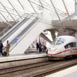 DB ICE | Gare de Guillemins | Liège (B)